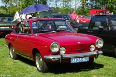 FIAT 850 Sport Coupé (peterolthof) Tags: peterolthof klazienaveen oldtimerdag 652018 6126nj