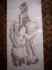 Puma Swede & Sandy (Tenazadrine Boy) Tags: plantilla papercutting paper cut stencil puma swede sandy lick licks pornstar porn star estrella porno sex hot girls lesbians lesbian sexy blonde blondie blondies