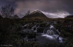 Buachaille (Antonio Puche) Tags: antoniopuche paisaje landscape montaña ain buachailleetivemhor escocia scotland amanercer sunrise nikon pano panoramic panorámica nikond810 nikon173528 glencoe