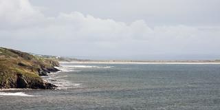 Inch Strand in Dingle Bay