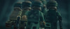 endor rebel troopers attack (jooka5000) Tags: starwars lego endor rebletroopers attack running shield cinema generator empire photo cinematography cinematic photography action run freeze