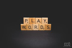 160/365 - Play On Words