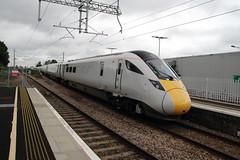 800201+800202 Camelon, Scotland (Paul Emma) Tags: uk scotland camelon falkirk railway railroad dieseltrain train iep 800201 800202