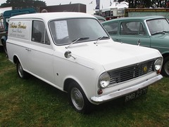 1966 Bedford HA Van #1 (occama) Tags: rmb 257d bedford ha viva van 1966 white old cornwall uk british vauxhall 6cwt 8cwt 10cwt