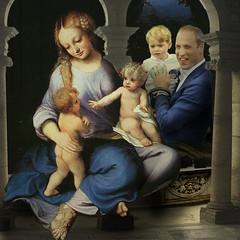 The visit (jaci XIII) Tags: pintura religiâo virgem maria principewilliam principegeorge painting virgin religion mary princewilliam princegeorge