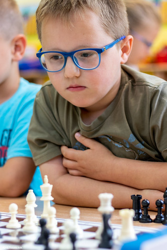 V Turniej Szachowy o Mistrzostwo Przedszkola Miejskiego Nr 1-25