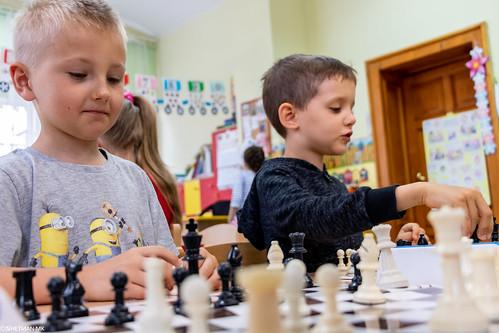 V Turniej Szachowy o Mistrzostwo Przedszkola Miejskiego Nr 1-17