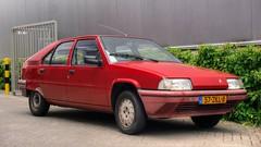 Citroën BX 14 (Skylark92) Tags: nederland netherlands holland flevoland almere xenonstraat do citroen service garage bxclub bollen bbq meeting specialist bx 14 57zkl8 1987 158