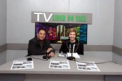 08/06/18 - Sapucaia do Sul/RS: Entrevista ao Programa Trocando Ideias Especial da TV Líder do Vale, com o apresentador Carlos Próspero