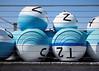 _4223061 (Steve Bosselman) Tags: buoys blue buoyant yearend18