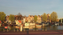 Zandhoek op Zondag (Peter ( phonepics only) Eijkman) Tags: amsterdam city water grachten gracht canals nederland netherlands nederlandse noordholland holland