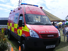 5985 - ESFRS - GX09 HHY - 175 (Call the Cops 999) Tags: uk gb united kingdom great britain england vehicle vehicles 999 112 emergency service services esfrs east fire and rescue eastbourne 2017 open day sussex