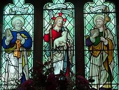 [63019] Keelby : Houlton Window (Budby) Tags: keelby lincolnshire church westlindseychurchesfestival window stainedglass