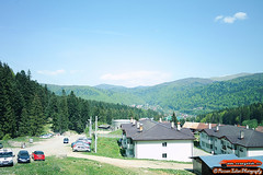 Lanscape (Beautiful Photography - orangehub.ro) Tags: busteni prahova romania landscape mountain tree cars sky nature house road forest europeanbeech