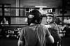 29974 - Jab (Diego Rosato) Tags: criterium boxe boxing pugilato boxelatina bianconero blackwhite rawtherapee tamron 2470mm nikon d700 ring match incontro pugno punch jab little boxer piccolo pugile