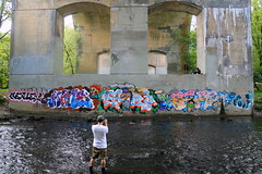 reflex mone faipe egore (Luna Park) Tags: ny nyc newyork bronx river bridge graffiti tfp imok tge lunapark reflex mone faipe egore