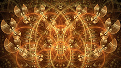 Circus (Luc H.) Tags: graphic graphism abstract abstrait fractal digital