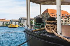 Denmark - Copenhagen (Marcial Bernabeu) Tags: marcial bernabeu bernabéu denmark danmark dinamarca danes danés danesa danish scandinavia escandinavia copenhague copenhagen boat ship barco