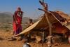Kalbelya music camp.  Pushkar Mela. Rajasthan (Tito Dalmau) Tags: kalbelia music camp oman children camels fair mela pushkar rajasthan india