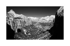 Mt. Carmel Highway, Zion National Park, UT (Joe Franklin Photography) Tags: mtcarmelhighway zion zionnationalpark mtcarmel mountcarmelhighway utah nationalpark view canyon overlook blackandwhite bw joefranklin wwwjoefranklinphotographycom breathtaking