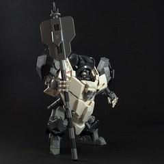 The Crusader Mech (Marco Marozzi) Tags: lego legomech legodesign legomecha logomecha marozzi marco moc mecha robot nexo knight