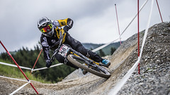 dirt n (phunkt.com™) Tags: uci world cup saalfelden leogang 2018 race dh down hill downhill phunkt phunktcom keith valentine