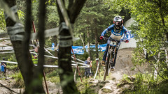 danny aaa (phunkt.com™) Tags: fort william uni mtb mountain bike world cup 2018 dh downhill down hill race phunkt phunktcom keith valentine