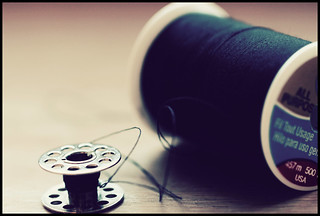Two Spools   @ Thread