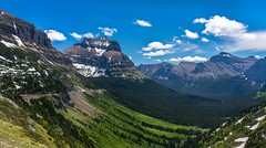 Rocky Mountain Valley View (Cole Chase Photography) Tags: montana glaciernationalpark rockymountains