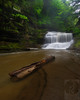 some log (Justin Smith - Photography) Tags: buttermilkfalls newyork ny fingerlakes waterfall longexposure nikond800 nikon1735mmf28 justinsmith wwwjustinsmithphotocom