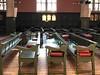 benches in a church (Hayashina) Tags: london hbm church bench
