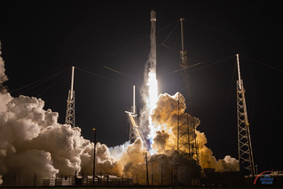 SES12 by SpaceX