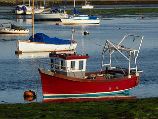 Emsworth Fishing Boat