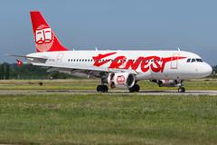 Ernest / A319 / EI-FVG / LIPX 04 (_Wouter Cooremans) Tags: spotting vrn verona lipx spotter avgeek aviation airplanespotting ernest a319 eifvg 04