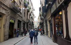 Maig_5115 (Joanbrebo) Tags: tempsdeflors tempsdeflors2018 canoneos80d girona catalunya españa es eosd efs1018mmf4556isstm autofocus gente gent people streetscenes