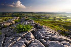 Farleton Fell (PJ Swan) Tags: farleton fell cumbria limestonepavement england summit evening polarised