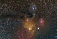 Rho Ophiuchi region (Andysea1) Tags: