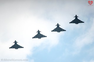 Italian Air Force Eurofighter Typhoon
