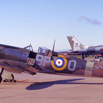 Two iconic British aircraft thumbnail