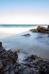 In the paradise (DavidGom1) Tags: beach calblanque sunset longexposition day spring murcia spain ngc