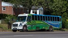 Thomas Saf-T-Liner C2 (NoVa Transportation Photos) Tags: thomas saftliner c2 prince william county parks recreation