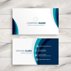 Business Card blue wave business card design (Best Designer BD) Tags: business businesscard abstract card template presentation modern stationery identity corporate id visiting layout company creative contact print branding corporateidentity identitycard businesstemplate