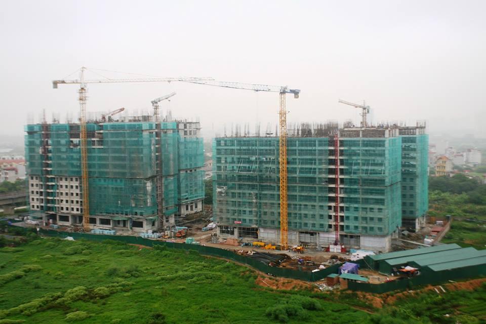 Hà Nội có 34 dự án nhà ở xã hội