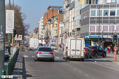 Street in Brussels Belgium 2018 (seifracing) Tags: street brussels belgium 2018 seifracing spotting emergency europe rescue recovery transport traffic trucks cars car voiture vehicles vehicle road police polizei polizia policia polis bruxelles seif security