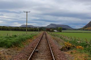 The Railway at Kirkton