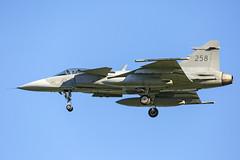 39258 Saab JAS 39C Gripen Swedish Air Force (Andreas Eriksson - VstPic) Tags: saab jas 39c gripen swedish air force