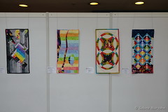 Patchworktage Celle 2018 (Sockenhummel) Tags: 2018 celle patchworktage exhibition patchwork quilt quilts sabinemarzahn fujixt10 fujifilm xt10