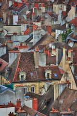Dijon roof 2 (mg photographe) Tags: toit roof dijon bourgogne burgundy france tour paysage landscape orange tuiles