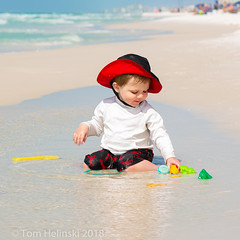 Perfect beach day (tomh2m) Tags: florida2018 beach young nature people sea water boy outdoor fun happiness sand child ocean vacation male landscape beautiful childrenplaying childhood littleboyplaying