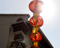 Sun (Magryciak) Tags: 2018 singapore asia travel trip holiday district tourist canon eos street urban red colour littlechina city